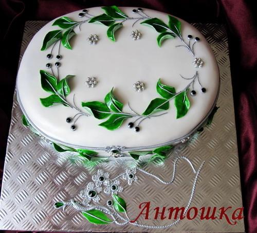 Как сделать гель для торта